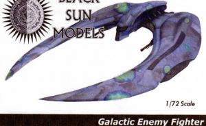 Galactic Enemy Fighter