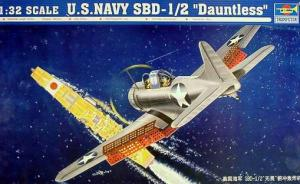 ": U.S.Navy SBD-1/2 ""Dauntless"""