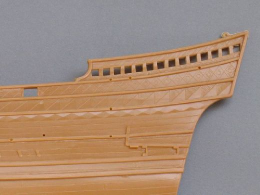 Heller 80829 Modellbausatz Golden Hind