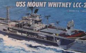 USS Mount Whitney 1997