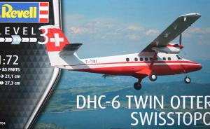 Galerie: DHC-6 Twin Otter Swisstopo