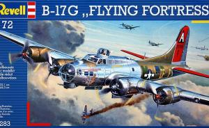 "Bausatz: B-17G ""Flying Fortress"""