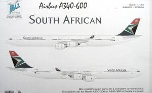Airbus A340-600 Conversion