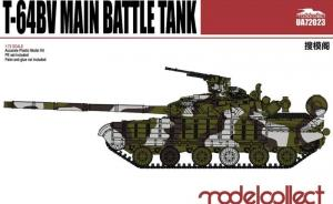 T-64BV Main Battle Tank Mod. 1985