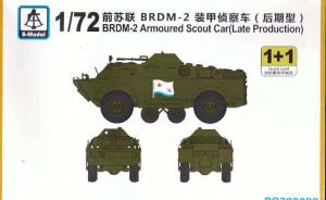 Bausatz: BRDM-2 Armoured Scout Car (Late Production)