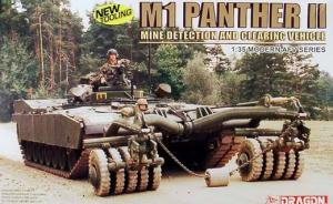 M1 Panther II (Mine Detection And Clearing Vehicle)
