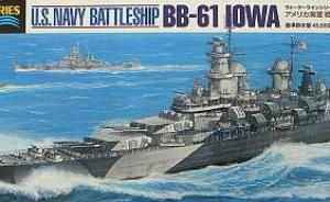 USS Iowa BB-61
