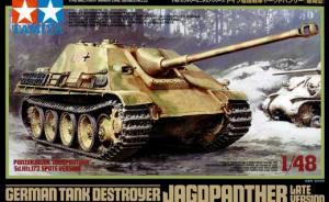 German Tank Destroyer Jagdpanther - Late Version