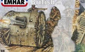 British WWI Artillery