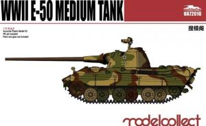 Bausatz: WWII E-50 Medium Tank
