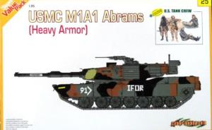 USMC M1A1 Abrams (Heavy Armour)