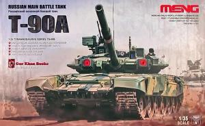 : Russian Main Battle Tank T-90A