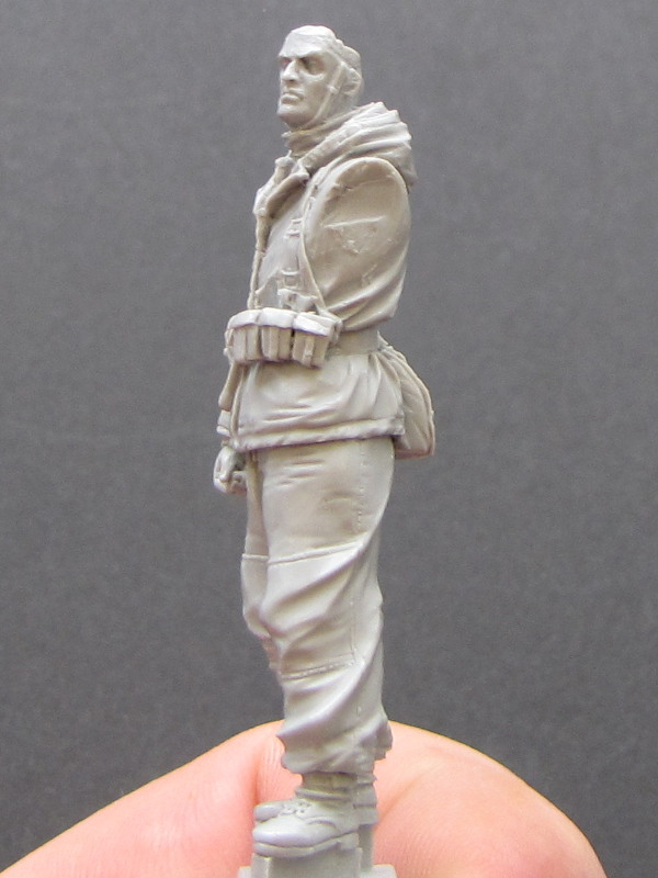 Corsar Rex Miniatures - German Soldier Waffen SS World War 2