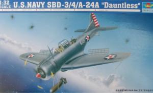: SBD-3/4 Dauntless
