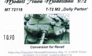 "Galerie: T-72 M2 ""Dolly Parton"""