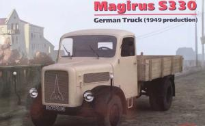 Magirus S330 German Truck (1949 production)