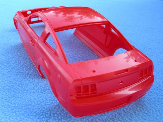 Revell - Ford Mustang GT 2005