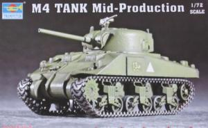 : M4 Tank Mid-Production