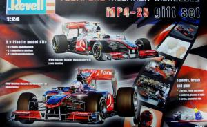 Vodafone McLaren Mercedes MP4-25 gift set