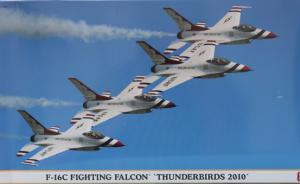 : F-16C Fighting Falcon Thunderbirds 2010