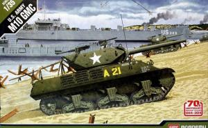 U.S. Army M10 GMC – 70th Anniversary Normandy Invasion
