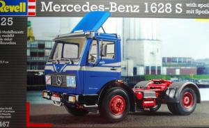 Mercedes-Benz 1628 S with spoiler