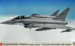 : Eurofighter Typhoon Single Seater Italian/Spanish Air Force