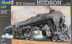 N.Y. Central Hudson Steam Locomotive