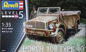 Detailset: Horch 108 Type 40