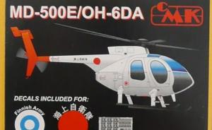 MD-500E/OH-6DA Conversion Set