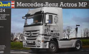 Mercedes-Benz Actros MP 3