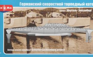 German torpedo speedboat Schertel-Sachsenberg project