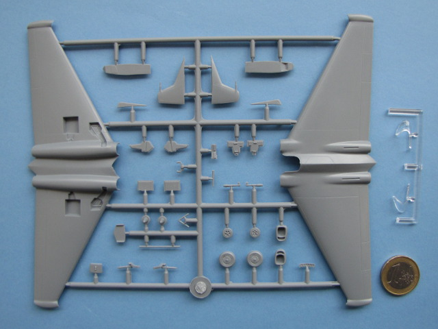 RS Models - XP-79B Flying Ram