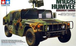 Bausatz: M1025 HUMVEE Armament Carrier