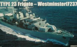 HMS Type 23 Frigate – Westminster (F237)