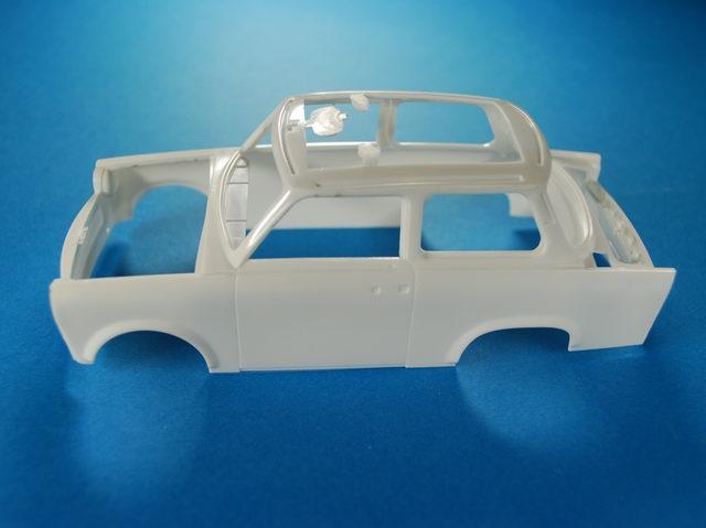 trabant 601 s revell nr 07256 modellversium kit ecke. Black Bedroom Furniture Sets. Home Design Ideas