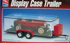Display Case Trailer