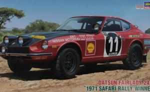 "Datsun Fairlady 240Z ""1971 Safari Rally Winner"""