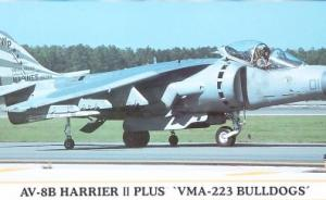 Detailset: AV-8B Harrier II Plus