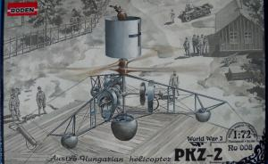 Austro-Hungarian Helicopter PKZ-2