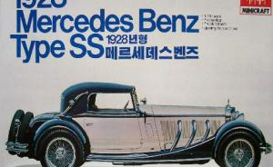 1928 Mercedes Benz Type SS