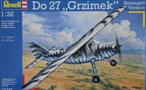 "Bausatz: Do-27 ""Grzimek"""