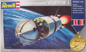Russian Spacecraft Vostok 1