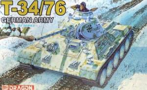 T-34/76 German Army