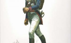 Napoleonic Bavarian Infantry (Action)