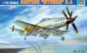British Wyvern S.4