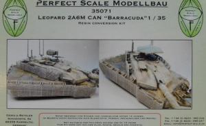 "Bausatz: Leopard 2A6M CAN ""Barracuda"""