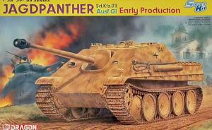 Jagdpanther Ausf.G Early Production