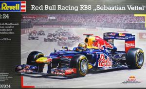 "Red Bull Racing RB8 ""Sebastian Vettel"""
