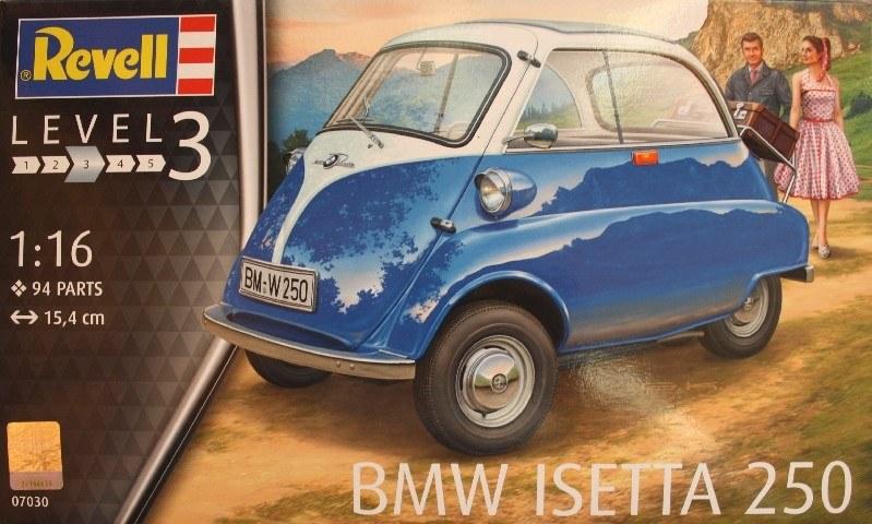Bmw Isetta 250 Revell Nr 07030 Modellversium Kit Ecke
